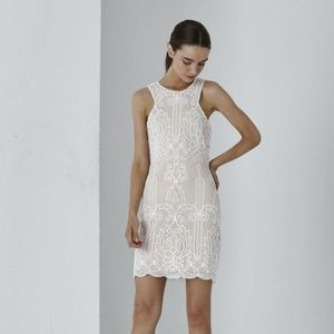 6d39ce711a1 Dolce Lace Mini Dress